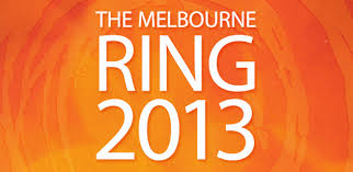The Melbourne Ring, 2013