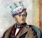 Wagner's birthday celebrations