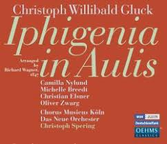 Wagner version of 'Iphigenia In Aulis'