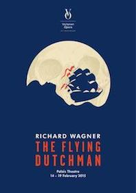 Flying Dutchman, Victorian Opera 2015
